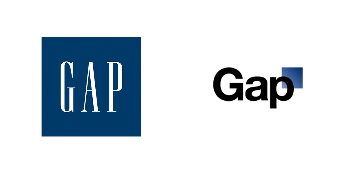 GAP: Before & After