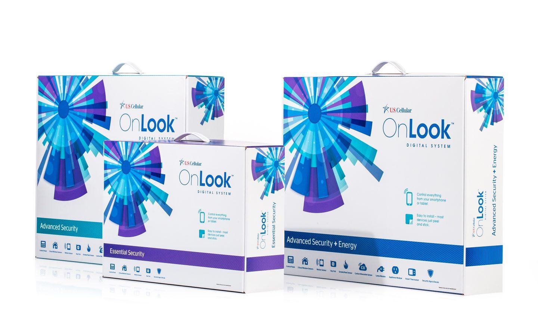 U.S. Cellular OnLook™ Digital System Advanced Security