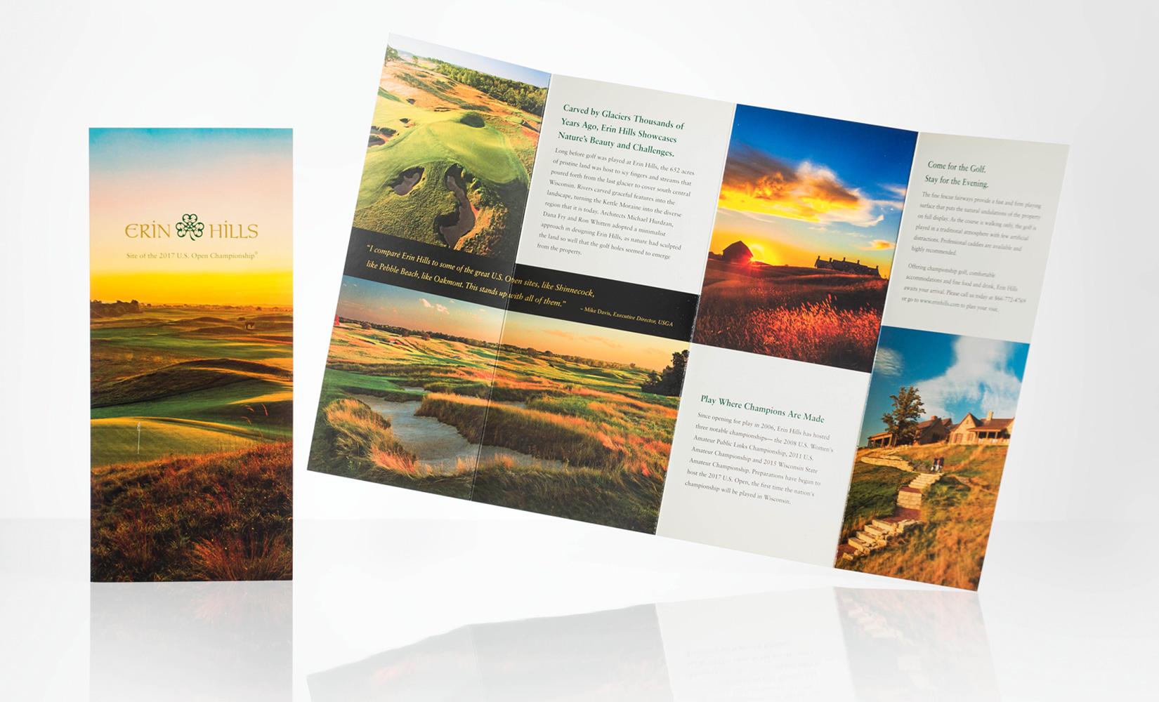 Erin Hills Brochure