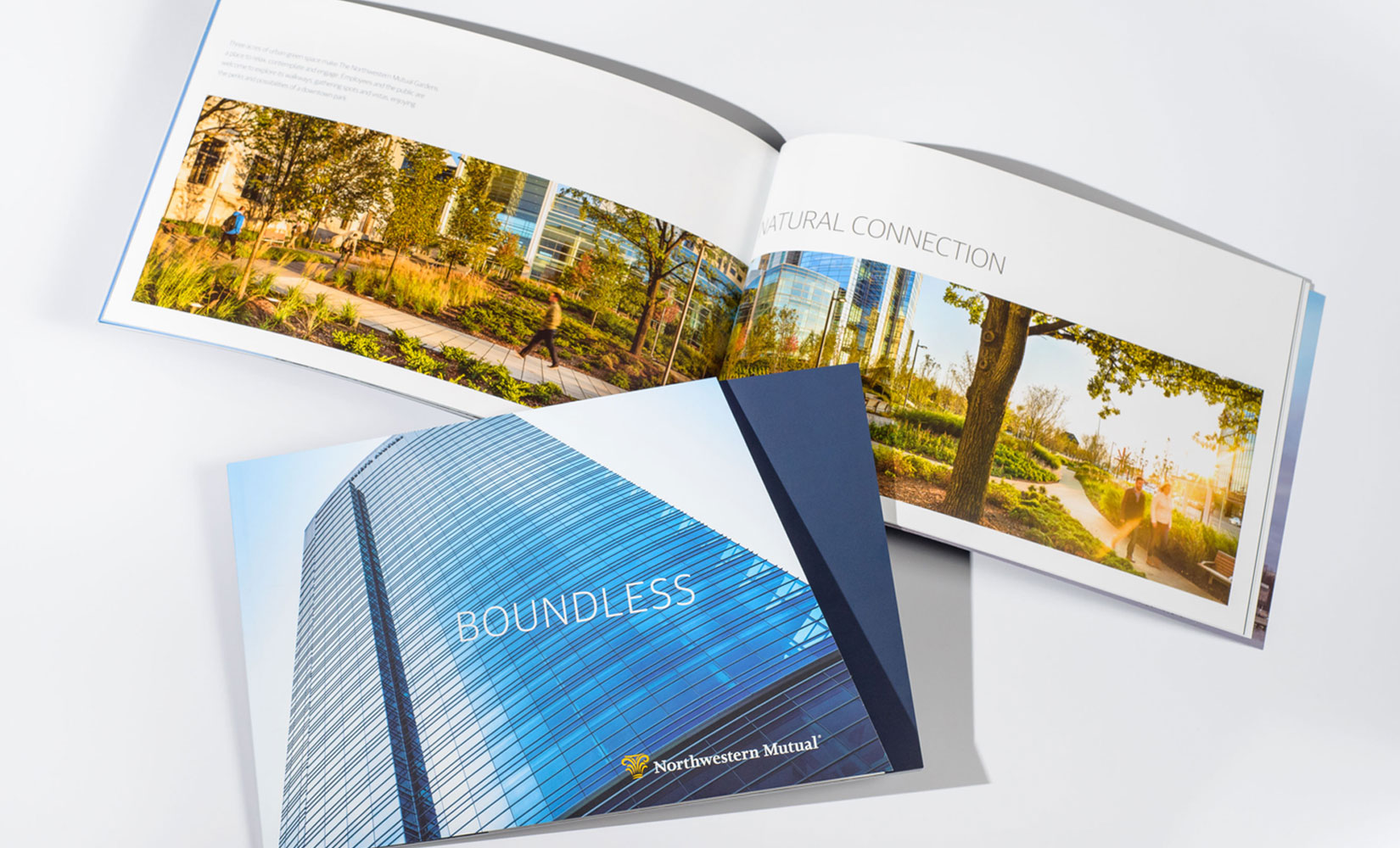 Northwestern Mutual Book Design